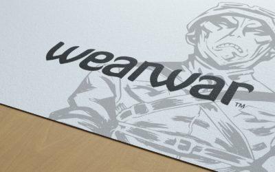 WearWar branding